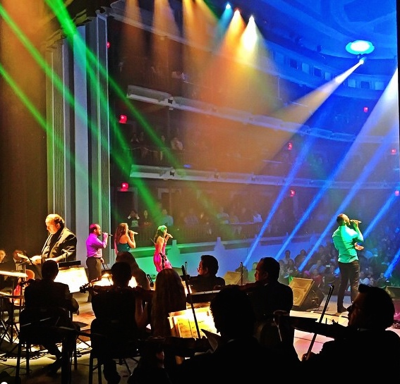 DISNEY IN CONCERT<BR /> and Performing Arts Centers