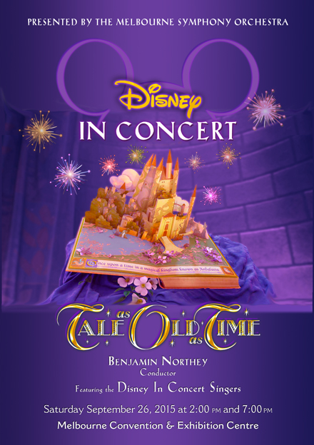 Disney in Concert Symphony Pops Music