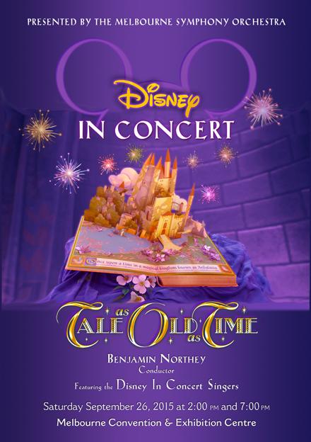 Disney in Concert Symphony Pops Music